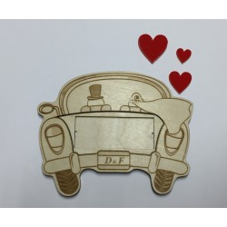 Busta porta soldi regalo matrimonio con incisione personalizzata laser www.personalizzazionilaser.it